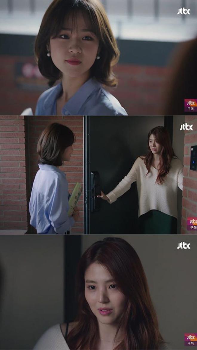 The World Of The Married, Thế giới hôn nhân, Thế giới hôn nhân tập 4, Thế giới hôn nhân tập 5, The World Of The Married tập 5, Kim Hee Ae, Park Hae Joon, ngoại tình