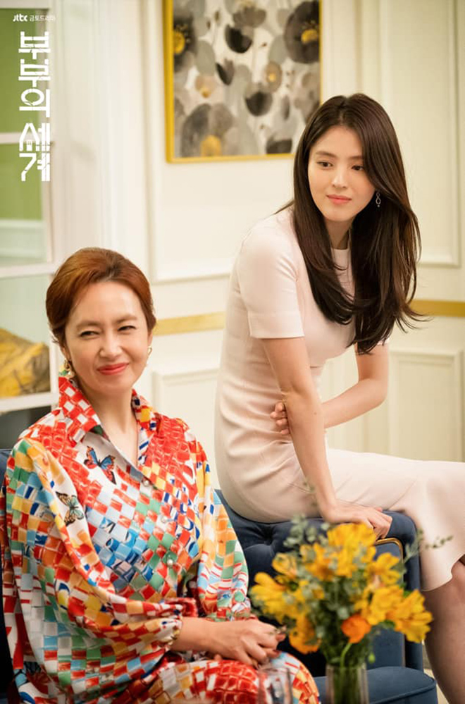 Thế giới hôn nhân, Thế giới hôn nhân tập 8, The World Of The Married, phim Thế giới hôn nhân tập 8, The World Of The Married tập 8, Kim Hee Ae, Park Hae Joon, ngoại tình,jTBC