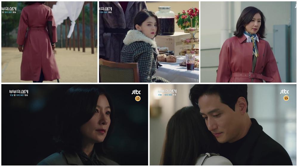 Thế giới hôn nhân: Liên tục bị chồng cũ đe dọa, Sun Woo cầm súng đi trả thù?