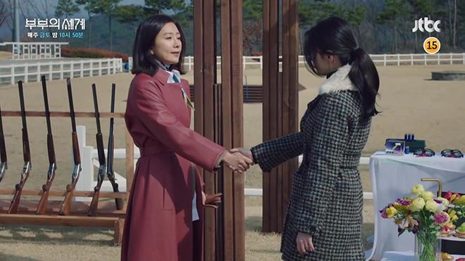 Thế giới hôn nhân: Sun Woo hợp tác Da Kyung chống lại gã chồng bội bạc Tae Oh?