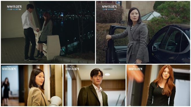 'Thế giới hôn nhân' tập 6: Tae Oh chọn người tình, giành quyền nuôi con với Sun Woo