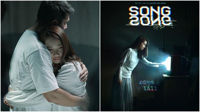 Nhã Phương trở lại màn ảnh, làm vợ Trương Thế Vinh trong phim mới 'Song Song'