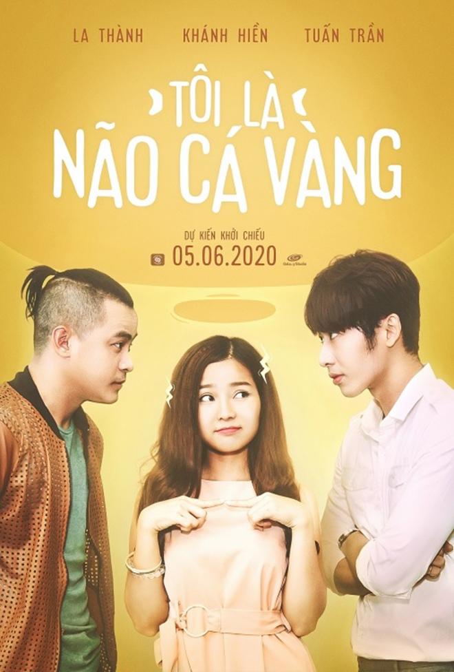Tôi là não cá vàng, Kiều Minh Tuấn, Thu Trang, Phim hài, phim Tôi là não cá vàng, xem phim Tôi là não cá vàng, phim hài Tôi là não cá vàng
