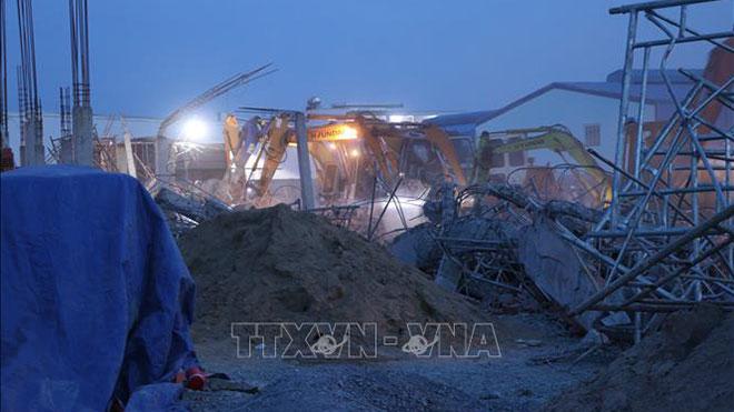 Vụ sập công trìnhlàm 10 người tử vong tại Đồng Nai: Khởi tố Giám đốc công ty thi công công trình