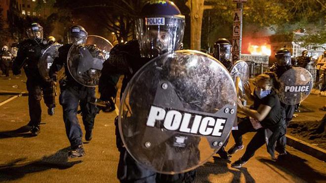 Khoảng 4.000 người bị bắt giữ trong các cuộc biểu tình tại Mỹ