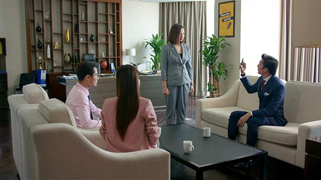 Tình yêu và tham vọng: Tan vỡ mối tình thanh mai trúc mã, bố Tuệ Lâm 'chơi bài ngửa'