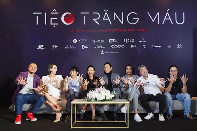 Tiệc trăng máu, Phim mới Tiệc trăng máu, Lịch chiếu Tiệc trăng máu, Phim mới, phim mới, Xem phim Tiệc trăng máu, phimmoi, phim rạp, phim hot, phim hay, Kaity Nguyễn