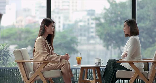 'Tình yêu và tham vọng': Tuệ Lâm nghi ngờ Linh dan díu với Phong, tiếp cận Minh để tiến thân