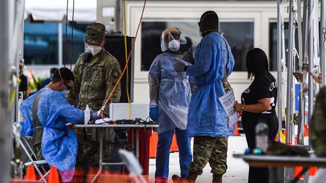 Dịch COVID-19: Thế giới ghi nhận hơn 16 triệu ca mắc bệnh, 647.353 ca tử vong