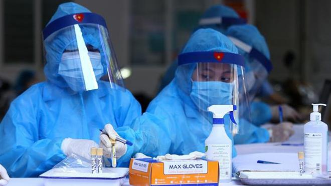 Hà Nội yêu cầu đẩy nhanh tiến độ lấy mẫu xét nghiệm PCR cho người từ Đà Nẵng trở về