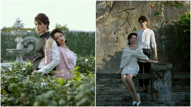 Hé lộ khu vườn Bạch Trà Viên sang chảnh của phim điện ảnh 'Gái già lắm chiêu V'