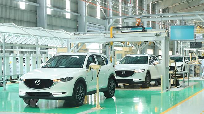 Giãn thuế tiêu thụ đặc biệt có giúp giảm giá xe ô tô?