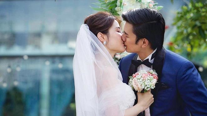 Phim 'Tình yêu và tham vọng': Minh - Linh làm đám cưới, hôn ngọt lịm khiến fan thỏa lòng