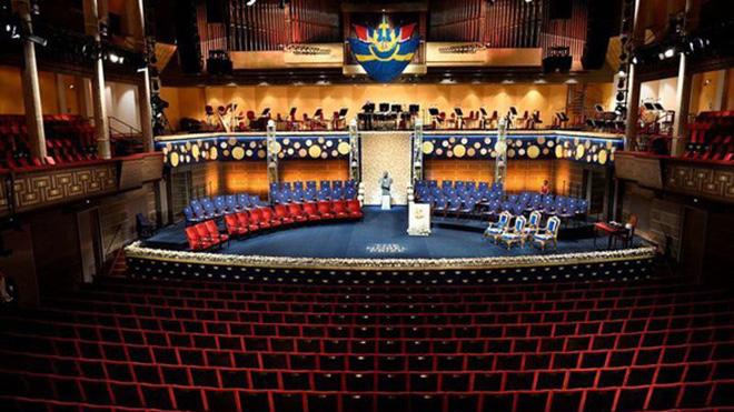 COVID-19 thay đổi truyền thống tổ chức lễ trao giải Nobel 2020