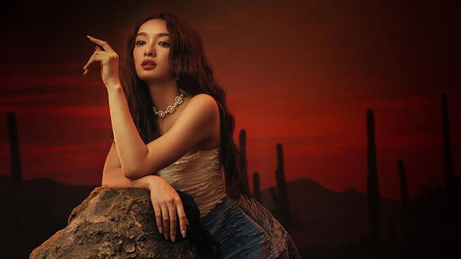Kaity Nguyễn quyến rũ 'hút hồn' trong bộ ảnh Halloween
