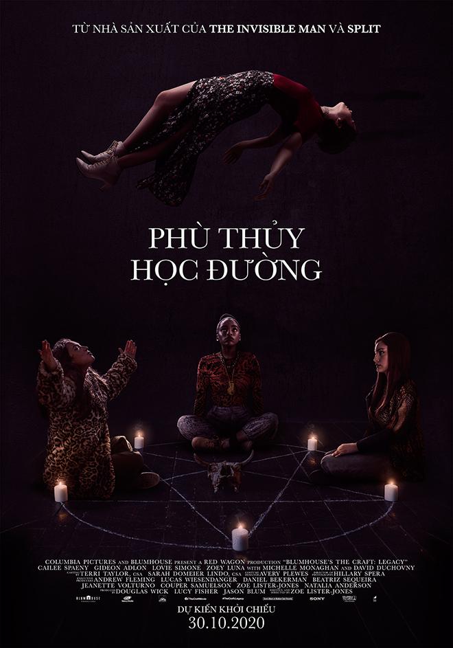 Halloween, dịp Halloween, ngày Halloween, phim Halloween, Tiệc trăng máu, phim Tiệc trăng máu, phim mùa Halloween, phim mới