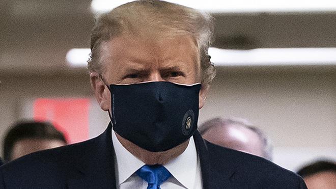 Tổng thống Donald Trump thừa nhận vài ngày tới sẽ là 'thử thách thật sự'