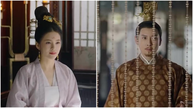 Phim'Trường An Nặc': Yên vương báo thù, Minh Ngọc sinh con cho hoàng đế Thừa Duệ