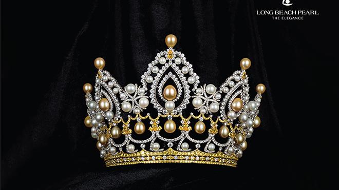 Cận cảnh vương miện quý giá của Hoa hậu Việt Nam năm 2020