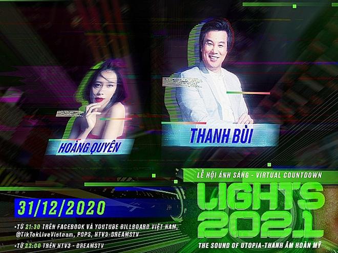 Countdown 2021, Vũ khúc ánh sáng, Lễ hội đếm ngược, đếm ngược chào năm mới 2021, chào đón năm mới 2021, năm 2021, chúc mừng năm mới 2021