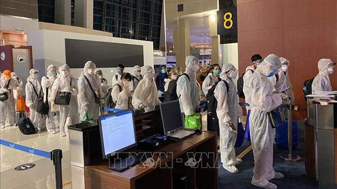 Dịch COVID-19: Liên quan đến bệnh nhân 1347, trường hợp F2 tại Đà Nẵng có kết quả âm tính lần 1