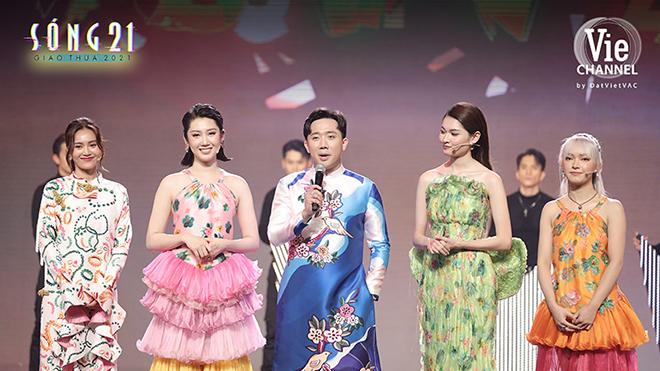 Châu Bùi gia nhập hội mỹ nhân show giải trí Tết 'Sóng 21'