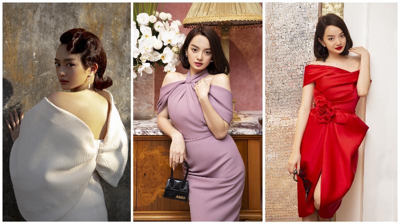 3 phong cách thời trang 'sang chảnh' hút hồn của Kaity Nguyễn trong 'Gái già lắm chiêu V'