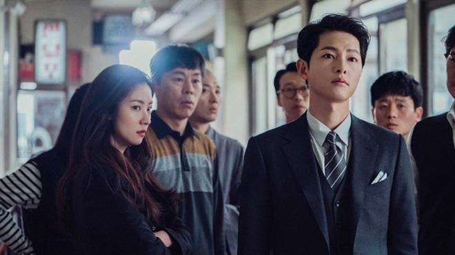 Song Joong Ki tái xuất ấn tượng trong phim 'Vincenzo'