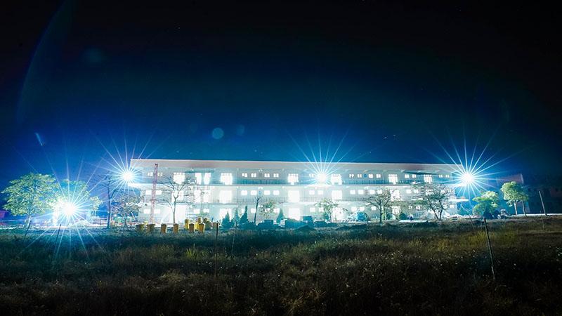 Bệnh viện dã chiến số 3 Hải Dương đã 'thay áo mới'