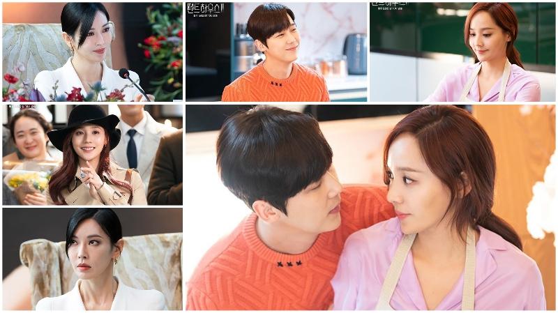 'Penthouse: Cuộc chiến thượng lưu2': Yoon Hee -Yoon Cheol kết hôn giả nhưngtình thật