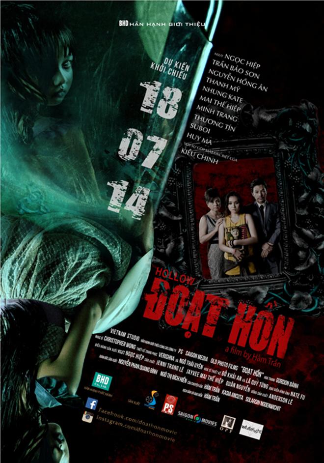 Phim kinh dị, Phim kinh dị Việt, Bóng đè, Bóng đè lịch chiếu, Mười, Lời nguyền huyết ngải, Quả tim máu, Đoạt hồn, phim Việt, phim mới, phim rạp, phim hot
