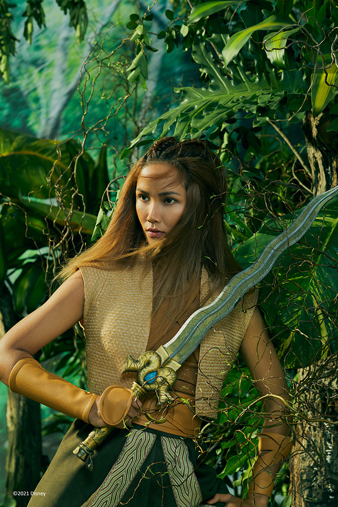 Raya and the last Dragon, Raya và rồng thần cuối cùng, phim hoạt hình, phim hoạt hình Raya, Hoa hậu H'Hen Niê, H'Hen Niê