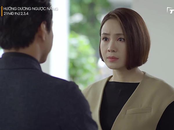 'Hướng dương ngược nắng': Minh 'xử' Ngọc, Kiên cùng phe Minh đối đầu Châu