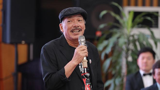 Nhạc sĩ Trần Tiến: 'Tôi mê những bài hát về mẹ'