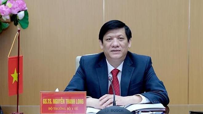 Bộ trưởng Bộ Y tế Nguyễn Thanh Long: Chủ động ứng phó tình huống dịch Covid-19 xâm nhập