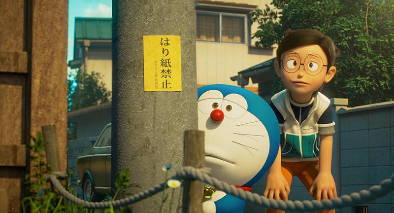 Doraemon, Doraemon Stand By Me, Doraemon Stand By Me 2, Nobita và Doraemon, Nobita, Doraemon, Shizuka, phim mới, phim rạp