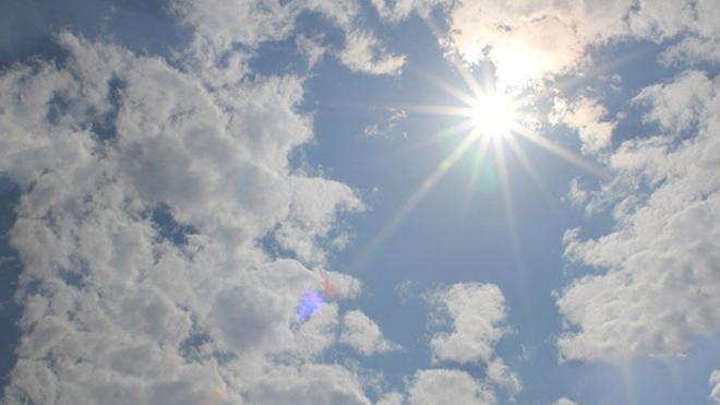 Chỉ số tia UV ở ngưỡng từ cao đến rất cao tại các thành phố