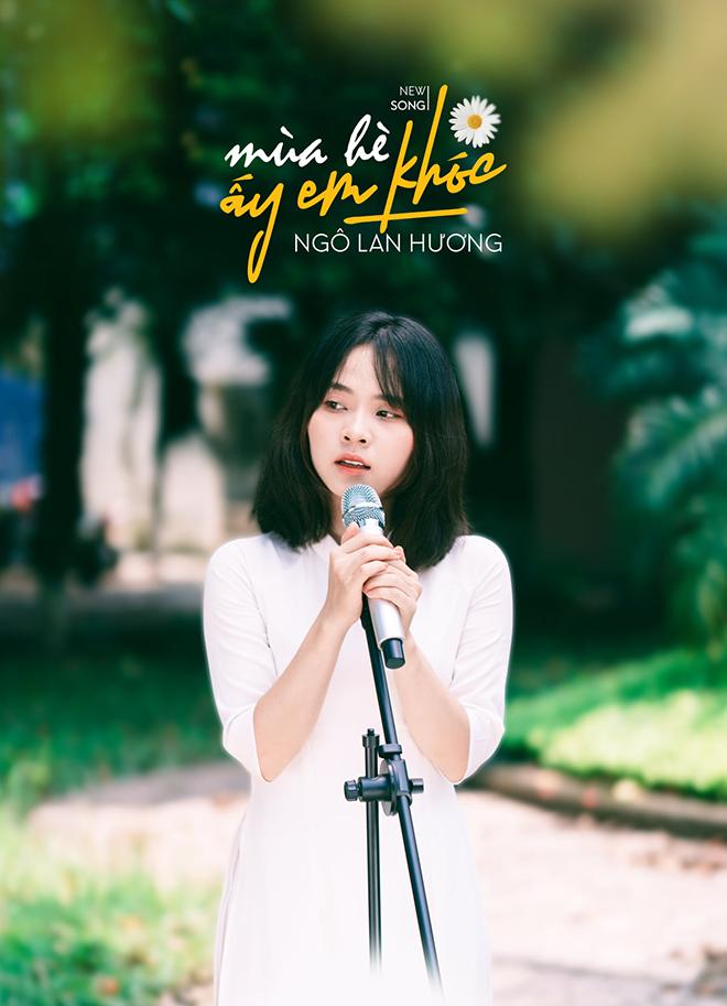 MV Mùa hè ấy em khóc, Ngô Lan Hương, Ngô Lan Hương The Voice, tuổi học trò, Tóc Tiên, The Voice 2017, học trò Tóc Tiên