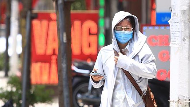 Thời tiết 30/5: Nắng nóng gay gắt tiếp tục duy trì tại Bắc Bộ và từ Thanh Hoá đến Phú Yên