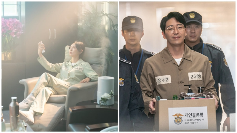 'Penthouse 3': 'Ác nữ' Seo Jin trong tù vẫn sang chảnh, Dan Tae hại chết Logan Lee?