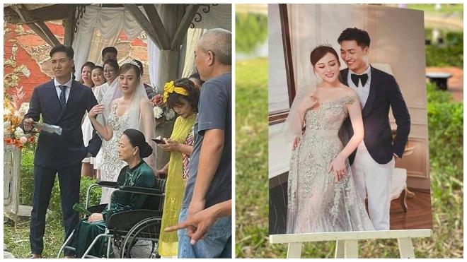 Clip đám cưới Long - Nam 'Hương vị tình thân' gây xôn xao
