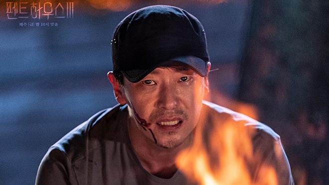 'Penthouse3' tập 12: Dan Tae trở lại trả thù đẫm máu với Logan Lee và Soo Ryeon