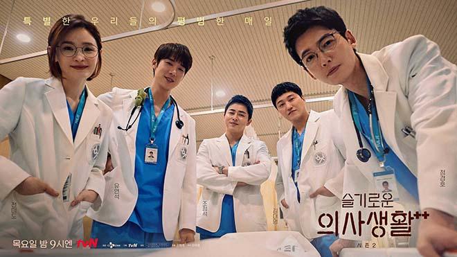 Hospital Playlist, Hospital Playlist phần 2, Hospital Playlist 2 tập 8, Chuyện đời bác sĩ, Chuyện đời bác sĩ 2 tập 8, tập 8 Hospital Playlist 2, tập 8 Chuyện đời bác sĩ