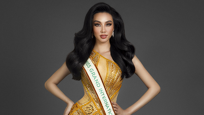 Nguyễn Thúc Thùy Tiên đại diện Việt Nam dự thi Miss Grand International 2021