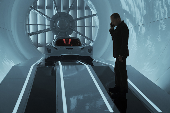Không phải lúc chết,No time to die, 007, điệp viên 007