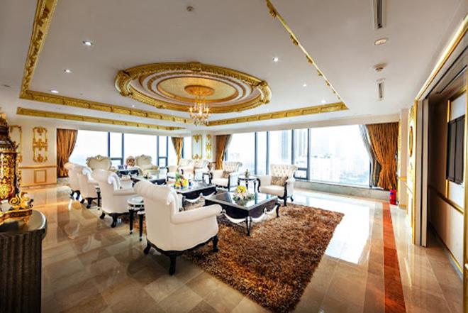 khách sạn dát vàng, đội tuyển Việt Nam và Australia, Việt Nam vs Australia, Grand Plaza Hanoi Hotel, khách sạn Grand Plaza