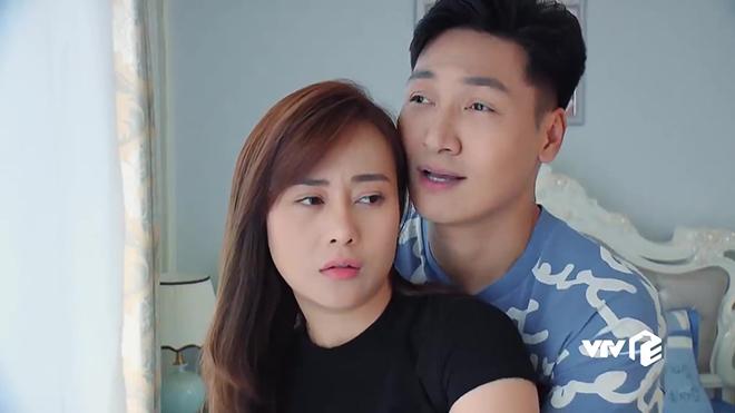 'Hương vị tình thân' phần 2: Long càng 'nghiện' vợ, bà Xuân càng cay nghiệt với Nam
