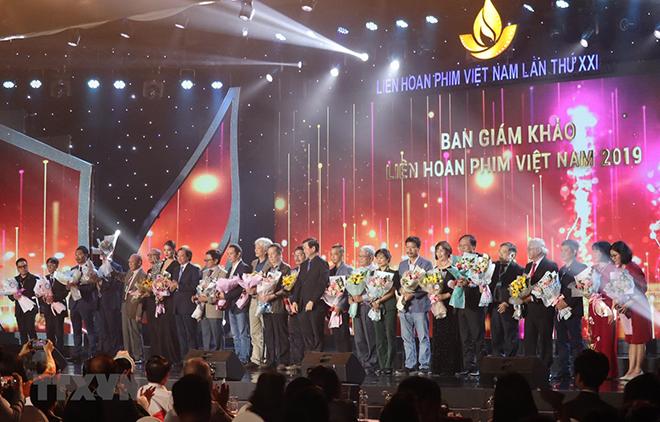 Liên hoan Phim Việt Nam lần thứ XXII, LHP VN XXII, LHP VN 2021, Huế, Thừa Thiên Huế, Khai mạc Liên hoan phim Việt Nam XII, Trao giải Liên hoan phim Việt Nam 2021