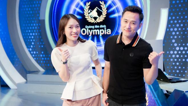 'Bật mí' nữ MC mới của 'Đường lên đỉnh Olympia' năm thứ 22