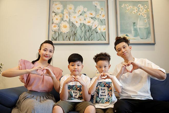 Cuộc chiến nuôi con, Cuộc chiến nuôi con VTV3, Người nổi tiếng nuôi con, VTV3, Bảo Trâm, Quang Minh Oplus, nhóm Oplus, Sao Việt nuôi con